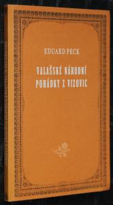 náhled knihy - Valašské národní pohádky z Vizovic