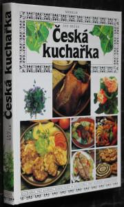 náhled knihy - Česká kuchařka : Kuchařka pro každou domácnost