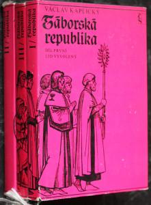 náhled knihy - Táborská republika. 1., 2. a 3. díl
