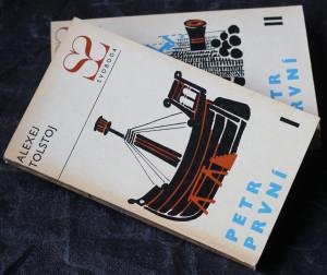 náhled knihy - Petr První. 2 svazky.