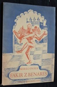 náhled knihy - Fakir z Benares : exotické povídky