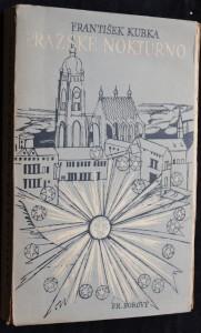 náhled knihy - Pražské nokturno