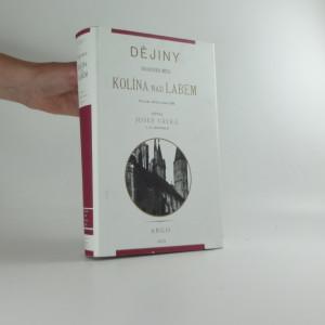náhled knihy - Dějiny královského města Kolína nad Labem do roku 1618 a Od roku 1618 do roku 1888