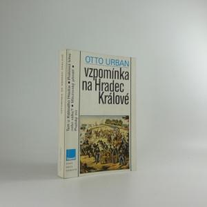 náhled knihy - Vzpomínka na Hradec Králové : (drama roku 1866)