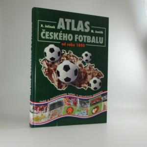 náhled knihy - Atlas českého fotbalu od roku 1890