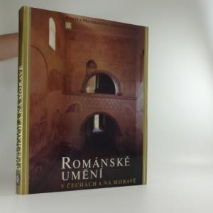 náhled knihy - Románské umění v Čechách a na Moravě