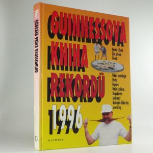 náhled knihy - Guinnessova kniha rekordů 1996