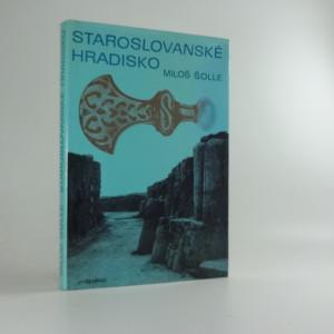 náhled knihy - Staroslovanské hradisko