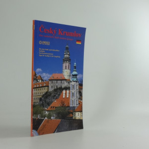 náhled knihy - Český Krumlov Eine zauberhafte Stadt inmitten Europas