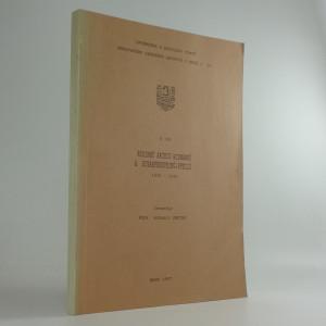 náhled knihy - Rodinný archiv Widmannů a Scharfensteinů-Pfeilů 1345-1945