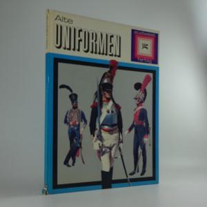 náhled knihy - Alte uniformen
