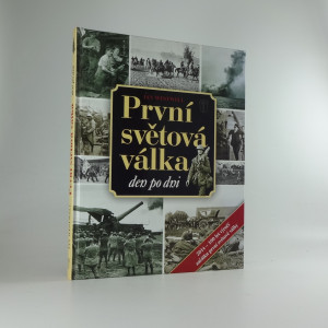 náhled knihy - První světová válka den po dni