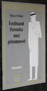 náhled knihy - Ferdinand Peroutka, muž přítomnosti