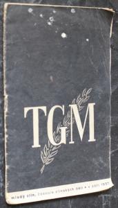 náhled knihy - Mladý Zlín, září 1937: TGM