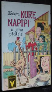náhled knihy - Kuře Napipi a jeho přátelé