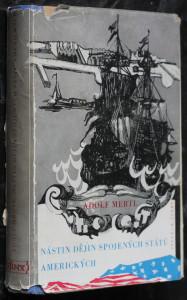 náhled knihy - Nástin dějin Spojených států amerických