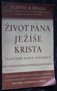 náhled knihy - Život Pána Ježíše Krista vlastními slovy evangelií