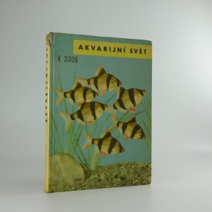 náhled knihy - Akvarijní svět