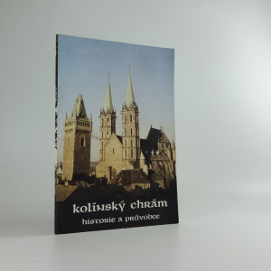 náhled knihy - Kolínský chrám: historie a průvodce
