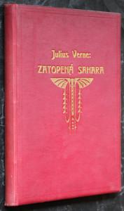 náhled knihy - Zatopená Sahara : román