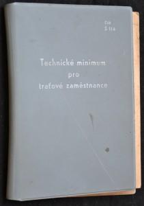náhled knihy - Technické minimum pro traťové zaměstnance
