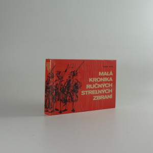 náhled knihy - Malá kronika ručných strelných zbraní