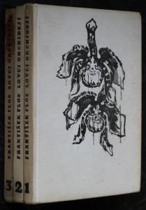 náhled knihy - Lovci orchidejí. 3 svazky.