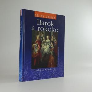 náhled knihy - Barok a rokoko
