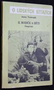 náhled knihy - O lidských vztazích, II. Rodiče a děti: Dospívání