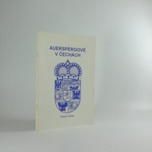 náhled knihy - Auerspergové v Čechách