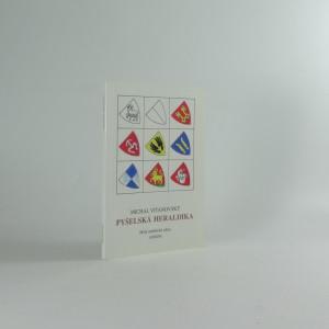 náhled knihy - Pyšelská heraldika
