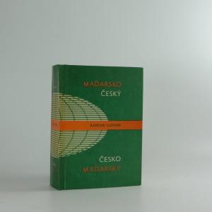 náhled knihy - Maďarsko-český a česko-maďarský kapesní slovník