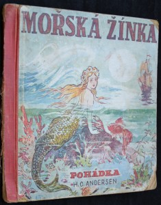 náhled knihy - Mořská žínka
