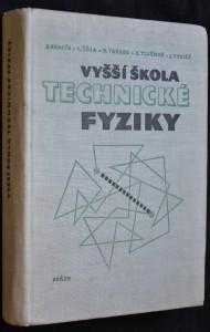 náhled knihy - Vyšší škola technické fyziky