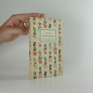 náhled knihy - Farbige Pinselzeichnungen