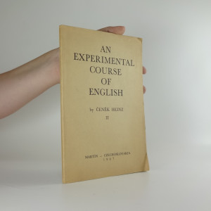 náhled knihy - An Experimental Course of English