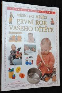 náhled knihy - Praktická příručka: První rok vašeho dítěte