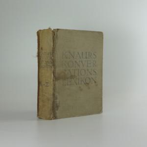 náhled knihy - Knaurs Konversations-Lexikon : A-Z