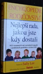 náhled knihy - Encyklopedi rodičovství: Nejlepší rada, jakou jste kdy dostali