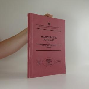 náhled knihy - Technologie potravin I