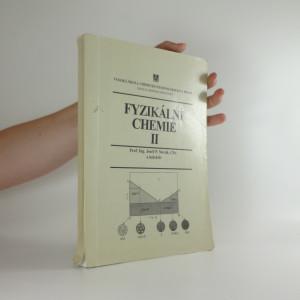 náhled knihy - Fyzikální chemie II