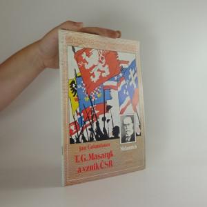 náhled knihy - Slovo k historii. ročník 1988, číslo 14: T.G. Masaryk a vznik ČSR