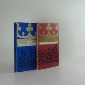 náhled knihy - Zpráva o nemocech mocných; Druhá zpráva o nemocech mocných. Významné historické postavy očima neurologa 2sv