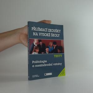 náhled knihy - Politologie a mezinárodní vztahy : testy