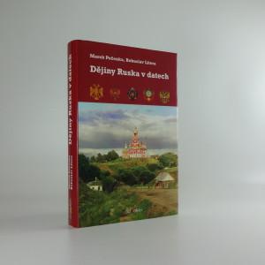 náhled knihy - Dějiny Ruska v datech