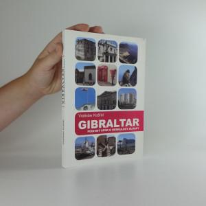 náhled knihy - Gibraltar : podivný spor o Herkulovy sloupy