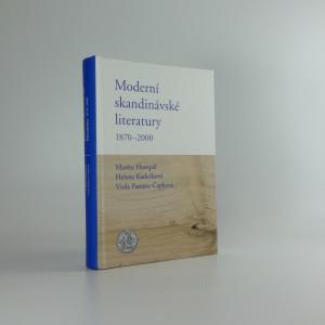 náhled knihy - Moderní skandinávské literatury 1870-2000