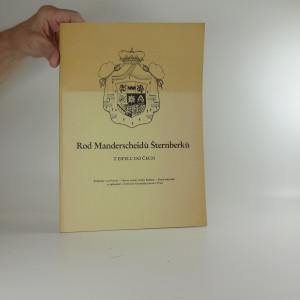 náhled knihy - Rod Manderscheidů Šternberků z Eifelu do Čech