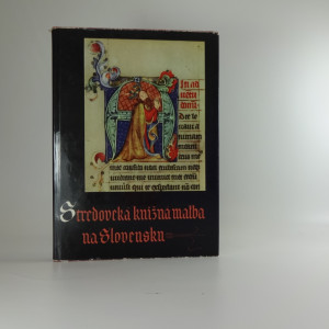 náhled knihy - Stredoveká knižná maľba na Slovensku