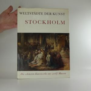 náhled knihy - Weltstadte der Kunst Stockholm